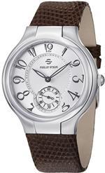 フィリップ ステイン 時計 Philip Stein Signature Round Brown leather Strap Silver Dial Watch<img class='new_mark_img2' src='https://img.shop-pro.jp/img/new/icons24.gif' style='border:none;display:inline;margin:0px;padding:0px;width:auto;' />