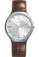 ラド 時計 Rado True Thinline Silver Dial Brown Leather Mens Watch R27955105<img class='new_mark_img2' src='https://img.shop-pro.jp/img/new/icons16.gif' style='border:none;display:inline;margin:0px;padding:0px;width:auto;' />
