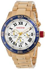 レッドライン 時計 red line Mens RL-60046 Chronograph Silver Dial Stainless Steel Watch<img class='new_mark_img2' src='https://img.shop-pro.jp/img/new/icons19.gif' style='border:none;display:inline;margin:0px;padding:0px;width:auto;' />