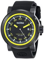 レッドライン 時計 red line Mens RL-50049-BB-01-YA Torque Sport Analog Display Japanese Quartz Black
