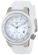 スイスレジェンド 時計 Swiss Legend Womens 11840D-02-WHT Neptune White Dial White Silicone Watch<img class='new_mark_img2' src='https://img.shop-pro.jp/img/new/icons30.gif' style='border:none;display:inline;margin:0px;padding:0px;width:auto;' />