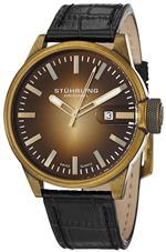 ストゥーリング 時計 Stuhrling Original Mens 468.333531 Octane Concorso Classic Swiss Quartz Date...