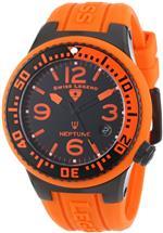 スイスレジェンド 時計 Swiss Legend Mens 11044P-BB-01-OBS Neptune Black Dial Orange Silicone Watch<img class='new_mark_img2' src='https://img.shop-pro.jp/img/new/icons40.gif' style='border:none;display:inline;margin:0px;padding:0px;width:auto;' />