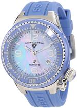 スイスレジェンド 時計 Swiss Legend Womens 11844-BLBLSA Neptune Blue Mother-Of-Pearl Dial Watch<img class='new_mark_img2' src='https://img.shop-pro.jp/img/new/icons32.gif' style='border:none;display:inline;margin:0px;padding:0px;width:auto;' />