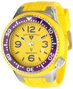 スイスレジェンド 時計 Swiss Legend Mens 21818S-F-MV Neptune Yellow Dial Yellow Silicone Watch<img class='new_mark_img2' src='https://img.shop-pro.jp/img/new/icons13.gif' style='border:none;display:inline;margin:0px;padding:0px;width:auto;' />