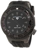 スイスレジェンド 時計 Swiss Legend Mens 21818D-PHT-01 Neptune Black Dial Black Silicone Watch<img class='new_mark_img2' src='https://img.shop-pro.jp/img/new/icons24.gif' style='border:none;display:inline;margin:0px;padding:0px;width:auto;' />