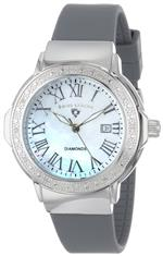 スイスレジェンド 時計 Swiss Legend Womens 20032D-02-DGRY quotSouth Beach Collectionquot Stainless
