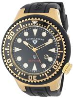 スイスレジェンド 時計 Swiss Legend Mens 21818D-YG-01 Neptune Collection Yellow Gold Ion-Plated Black<img class='new_mark_img2' src='https://img.shop-pro.jp/img/new/icons10.gif' style='border:none;display:inline;margin:0px;padding:0px;width:auto;' />