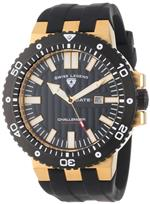スイスレジェンド 時計 Swiss Legend Mens 10126-YG-01-BB Challenger Black Textured Dial Black Silicone<img class='new_mark_img2' src='https://img.shop-pro.jp/img/new/icons17.gif' style='border:none;display:inline;margin:0px;padding:0px;width:auto;' />
