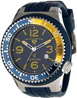 スイスレジェンド 時計 Swiss Legend Mens 21818S-F-SDC Neptune Dark Blue Dial Dark Blue Silicone Watch<img class='new_mark_img2' src='https://img.shop-pro.jp/img/new/icons9.gif' style='border:none;display:inline;margin:0px;padding:0px;width:auto;' />