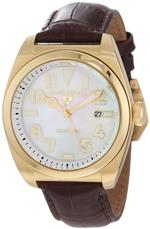 スイスレジェンド 時計 Swiss Legend Mens 20434-YG-02MOP-BRW Heritage White Mother-Of-Pearl Dial Watch<img class='new_mark_img2' src='https://img.shop-pro.jp/img/new/icons26.gif' style='border:none;display:inline;margin:0px;padding:0px;width:auto;' />