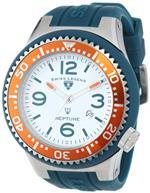 スイスレジェンド 時計 Swiss Legend Mens 21818S-F-MD Neptune White Dial Dark Green Silicone Watch<img class='new_mark_img2' src='https://img.shop-pro.jp/img/new/icons34.gif' style='border:none;display:inline;margin:0px;padding:0px;width:auto;' />