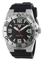 スイスレジェンド 時計 Swiss Legend Mens 10008-01SET quotExpeditionquot Stainless Steel Black