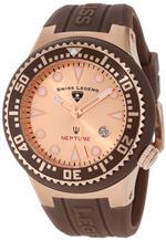スイスレジェンド 時計 Swiss Legend Mens 21848D-RG-09-BRW Neptune Rose Gold Tone Dial Watch<img class='new_mark_img2' src='https://img.shop-pro.jp/img/new/icons14.gif' style='border:none;display:inline;margin:0px;padding:0px;width:auto;' />