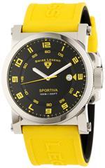 スイスレジェンド 時計 Swiss Legend Mens 40030-01-YAS Sportiva Black Textured Dial Yellow Silicone<img class='new_mark_img2' src='https://img.shop-pro.jp/img/new/icons33.gif' style='border:none;display:inline;margin:0px;padding:0px;width:auto;' />