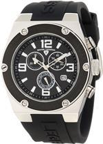 スイスレジェンド 時計 Swiss Legend Mens 30025-01-BB-SA Throttle Chronograph Black Dial Watch<img class='new_mark_img2' src='https://img.shop-pro.jp/img/new/icons6.gif' style='border:none;display:inline;margin:0px;padding:0px;width:auto;' />