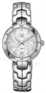 タグ ホイヤー 時計 Tag Heuer Link Diamond Silver Guilloche Stainless Steel Ladies Watch<img class='new_mark_img2' src='https://img.shop-pro.jp/img/new/icons38.gif' style='border:none;display:inline;margin:0px;padding:0px;width:auto;' />