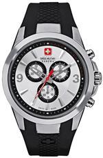 スイスミリタリー 時計 Swiss Military Hanowa Mens Predator 06-4169-04-001 Black Rubber Quartz Watch<img class='new_mark_img2' src='https://img.shop-pro.jp/img/new/icons12.gif' style='border:none;display:inline;margin:0px;padding:0px;width:auto;' />