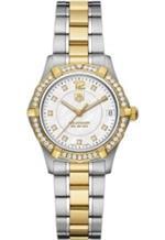 タグ ホイヤー 時計 TAG Heuer Womens WAF1350.BB0820 Aquaracer Two-Tone Diamond Accented Watch<img class='new_mark_img2' src='https://img.shop-pro.jp/img/new/icons16.gif' style='border:none;display:inline;margin:0px;padding:0px;width:auto;' />