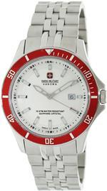 スイスミリタリー 時計 Swiss Military Hanowa Mens Flagship 06-5161-7-04-001-04 Silver Stainless-Steel<img class='new_mark_img2' src='https://img.shop-pro.jp/img/new/icons37.gif' style='border:none;display:inline;margin:0px;padding:0px;width:auto;' />
