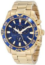 スイスプレシマックス 時計 Swiss Precimax Mens SP12153 Formula-7 Pro Blue Dial with Gold Stainless<img class='new_mark_img2' src='https://img.shop-pro.jp/img/new/icons20.gif' style='border:none;display:inline;margin:0px;padding:0px;width:auto;' />