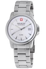 <img class='new_mark_img1' src='https://img.shop-pro.jp/img/new/icons34.gif' style='border:none;display:inline;margin:0px;padding:0px;width:auto;' />スイスミリタリー 時計 Swiss Military Hanowa Mens 06-5044-04-001 Swiss Recruit White Dial Watch
