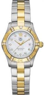 タグ ホイヤー 時計 Tag Heuer Aquaracer 2000 Ladies Watch Waf1451.Bb0814
