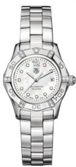 タグ ホイヤー 時計 TAG Heuer Womens WAF141G.BA0813 Aquaracer Diamond Accented Watch<img class='new_mark_img2' src='https://img.shop-pro.jp/img/new/icons38.gif' style='border:none;display:inline;margin:0px;padding:0px;width:auto;' />