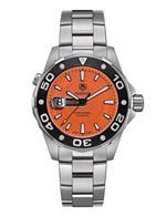 <img class='new_mark_img1' src='https://img.shop-pro.jp/img/new/icons16.gif' style='border:none;display:inline;margin:0px;padding:0px;width:auto;' />タグ ホイヤー 時計 TAG Heuer Mens WAJ1113.BA0870 Aquaracer 500 M Mens Watch