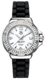 タグ ホイヤー 時計 TAG Heuer Womens WAC1215.BT0711 Formula 1 Glamour Diamond Accented Watch