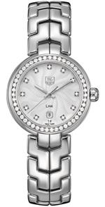 タグ ホイヤー 時計 Tag Heuer Link Diamond Silver Guilloche Steel Ladies Watch WAT1414.BA0954<img class='new_mark_img2' src='https://img.shop-pro.jp/img/new/icons37.gif' style='border:none;display:inline;margin:0px;padding:0px;width:auto;' />