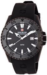 スイスミリタリー 時計 SWISS MILITARY watch Ranger mens black ML-355