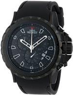 スイスプレシマックス 時計 Swiss Precimax Mens SP13160 Command Pro Sport Black Dial with Black