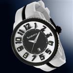 テンデス 時計 Tendence Gulliver Black amp White Watch