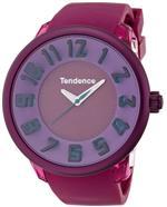テンデス 時計 Tendence Fantasy 3H Unisex Quartz Watch with Pink Dial Analogue Display and Pink<img class='new_mark_img2' src='https://img.shop-pro.jp/img/new/icons33.gif' style='border:none;display:inline;margin:0px;padding:0px;width:auto;' />