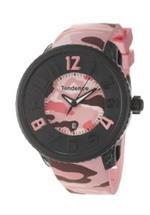 テンデス 時計 Tendence Gulliver Round Camo Womens Quartz Watch T0430027