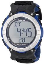 ティンバーランド 時計 Timberland Mens 13551JPBLS_04 Digital Chronograph Dual Time Timer Watch