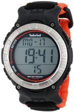 ティンバーランド 時計 Timberland Mens 13551JPBS_04 Digital Chronograph Dual Time Timer Watch