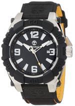 ティンバーランド 時計 Timberland Mens 13321JSTB_02B Hookset Analog 3 Hands Date Watch