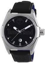ティンバーランド 時計 Timberland 13329JS.02 Mens Back Bay All Black Watch