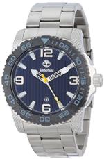 ティンバーランド 時計 Timberland Mens 13613JSSB_03M 3 Hands Date Watch
