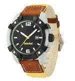 ティンバーランド 時計 Timberland Gents Chocorua Yellow Fabric Strapped Watch 13326JPGYB/02