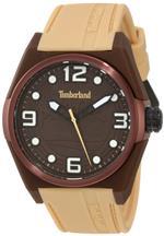 ティンバーランド 時計 Timberland Unisex 13328JPBN_12 Radler Analog 3 Hands Date Watch