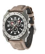 ティンバーランド 時計 Timberland 13324JSUS.02 Mens Stratham Chronograph Beige Watch