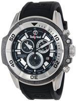 ティンバーランド 時計 Timberland Mens 13671JS_02 Analog Chronograph 3 Hands Day Date Watch