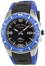 トミー バハマ 時計 Tommy Bahama Relax Mens RLX1105 Sport Analog Black Dial Water Resistant Watch<img class='new_mark_img2' src='https://img.shop-pro.jp/img/new/icons4.gif' style='border:none;display:inline;margin:0px;padding:0px;width:auto;' />