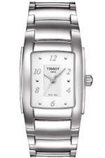 ティソ 時計 Tissot T10 Stainless Steel Ladies Watch T0733101101700
