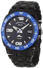 トミー バハマ 時計 Tommy Bahama Relax Mens Reef Guard Watch With Blue Accents<img class='new_mark_img2' src='https://img.shop-pro.jp/img/new/icons24.gif' style='border:none;display:inline;margin:0px;padding:0px;width:auto;' />