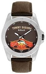 トミー バハマ 時計 Tommy Bahama RELAX Mens RLX1192 Panel Back Custom Viejo Cigar Brown Analog Strap<img class='new_mark_img2' src='https://img.shop-pro.jp/img/new/icons15.gif' style='border:none;display:inline;margin:0px;padding:0px;width:auto;' />
