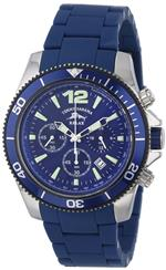 トミー バハマ 時計 Tommy Bahama RELAX Mens RLX3016 Haverstraw Diving Bezel Chronograph Blue Dial<img class='new_mark_img2' src='https://img.shop-pro.jp/img/new/icons4.gif' style='border:none;display:inline;margin:0px;padding:0px;width:auto;' />